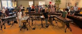 Kick-off concert BBM-slagwerkensemble